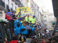 Estudiar español durante el carnaval de Cádiz - Español en España