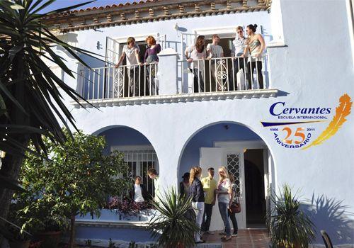 Presentando Cervantes Escuela Internacional