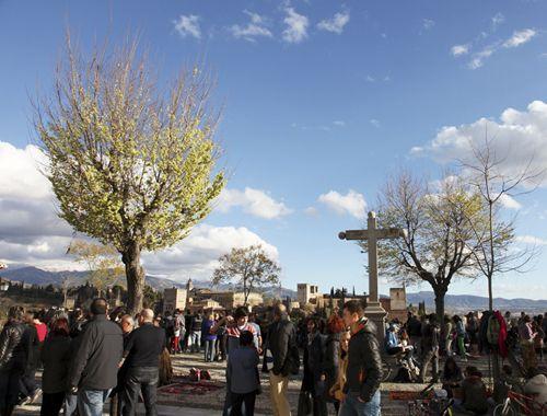 Instituto Mediterráneo Sol y el mirador de San Nicolás