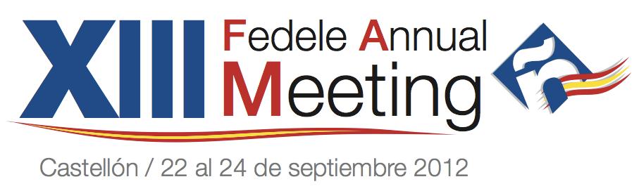 Annual Meetitng FEDELE 212