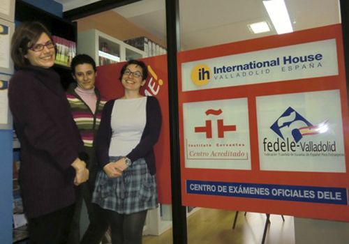Presentando International House Valladolid