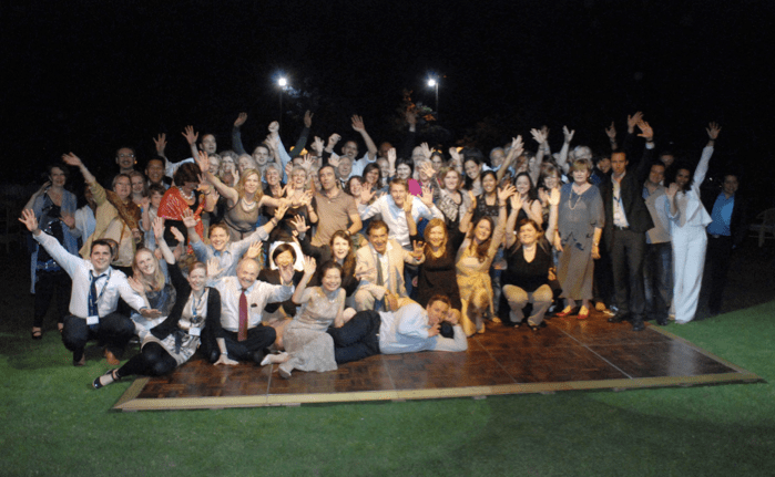 International House World