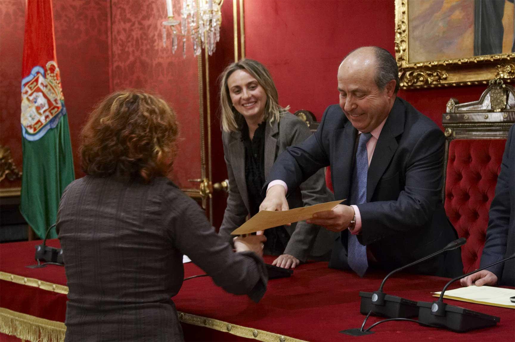 Embajadores honorarios de la ciudad de Granada
