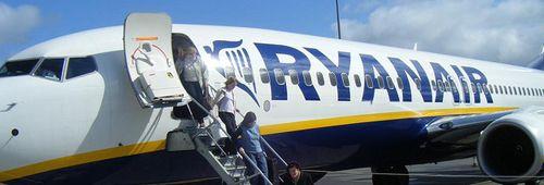 Acuerdo Comunitat Valenciana - Ryanair