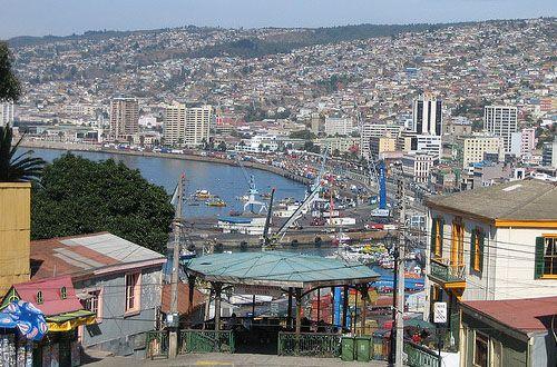 Congreso Turismo Idiomático Valparaíso