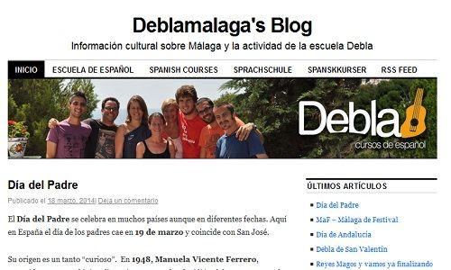 blog - debla