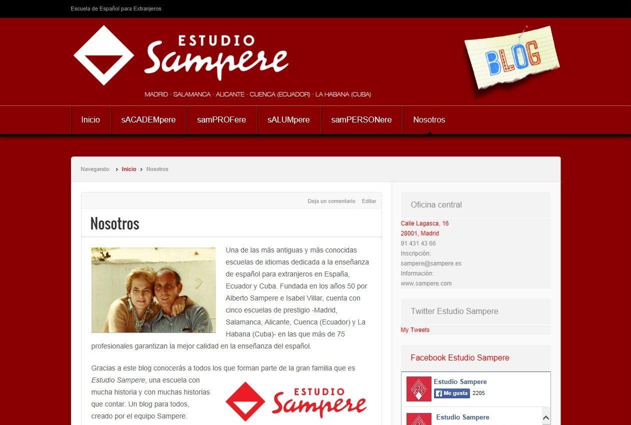 blog - sampere