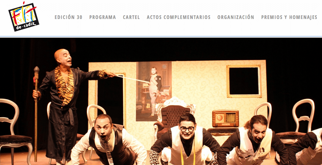 Festival Iberoameriano de Teatro de Cádiz