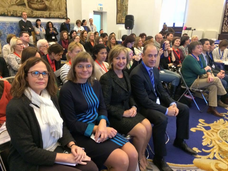 Gran éxito de ECELE 2015 en Madrid