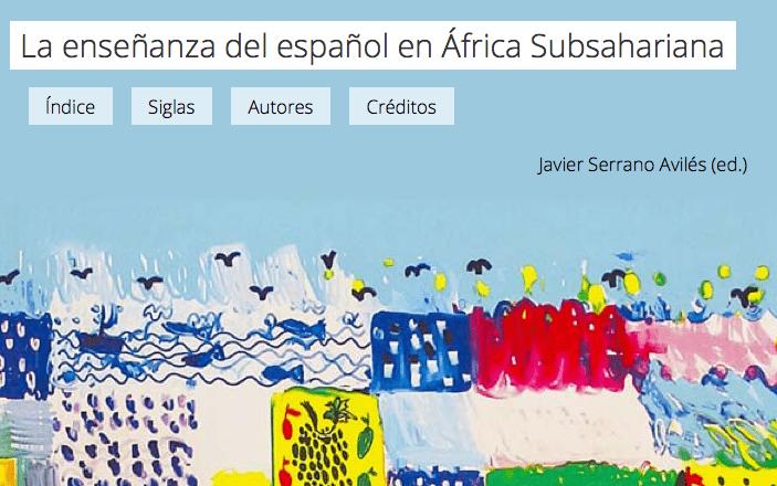 The teaching of Spanish in sub-Saharan Africa