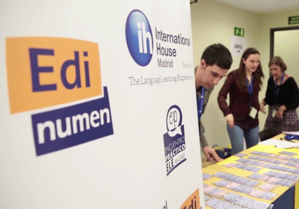 XVII Encuentro ELE en Madrid con International House y Edinumen