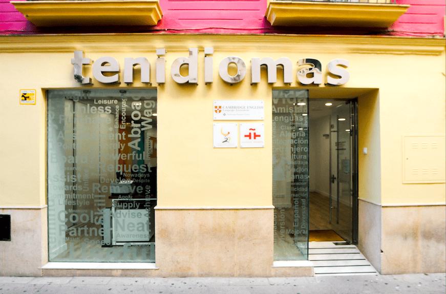 Tenidiomas Jerez starts the school year with new facilities