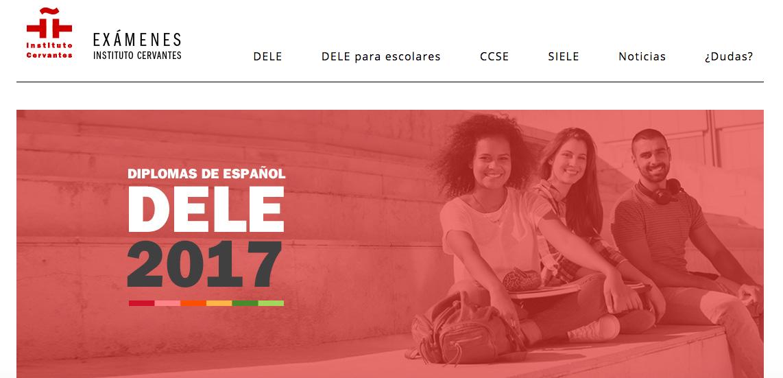 Nuevo espacio digital examenes.cervantes.es