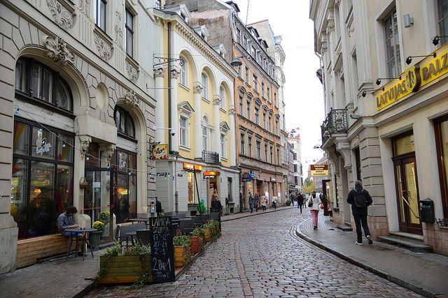 IV Jornadas de ELE en Riga