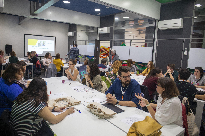 Desconferencia FEDELE en Málaga