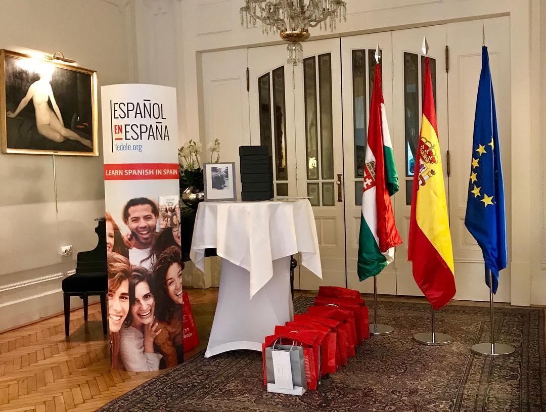Premio Embajador de España en Hungría 2018