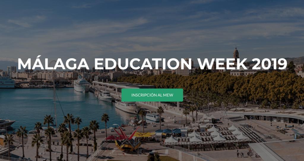 Málaga Education Week 2019