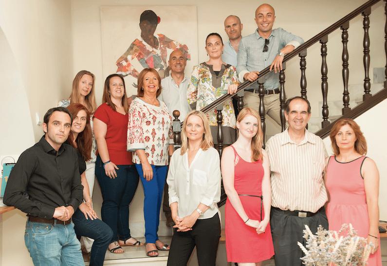 Cervantes Escuela Internacional celebra su trigésimo aniversario