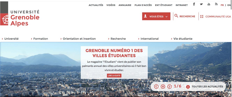 Coloquio Internacional sobre Lenguas para Fines Específicos en Grenoble