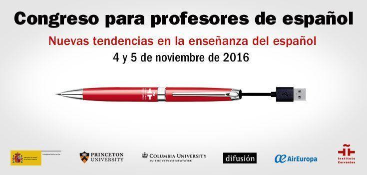 Congreso sobre nuevas tendencias en la enseñanza del español en Nueva York