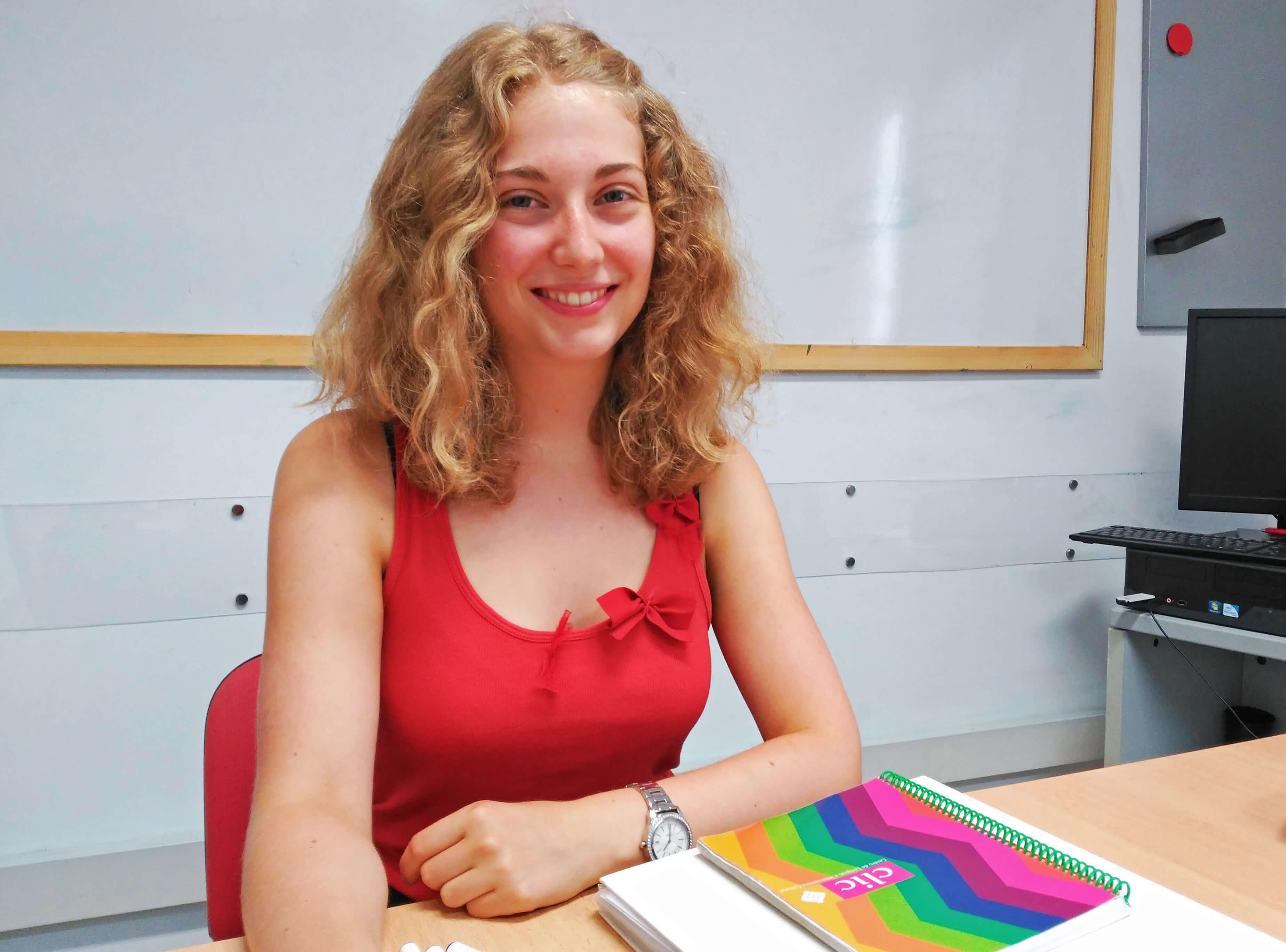 El estudiante de la semana: CLIC International House Cádiz