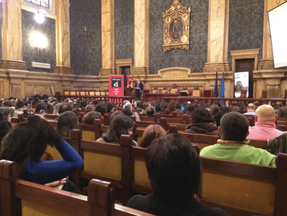 Difusión's 8th Educational Conference for Teachers of Spanish as a Foreign Language in Madrid