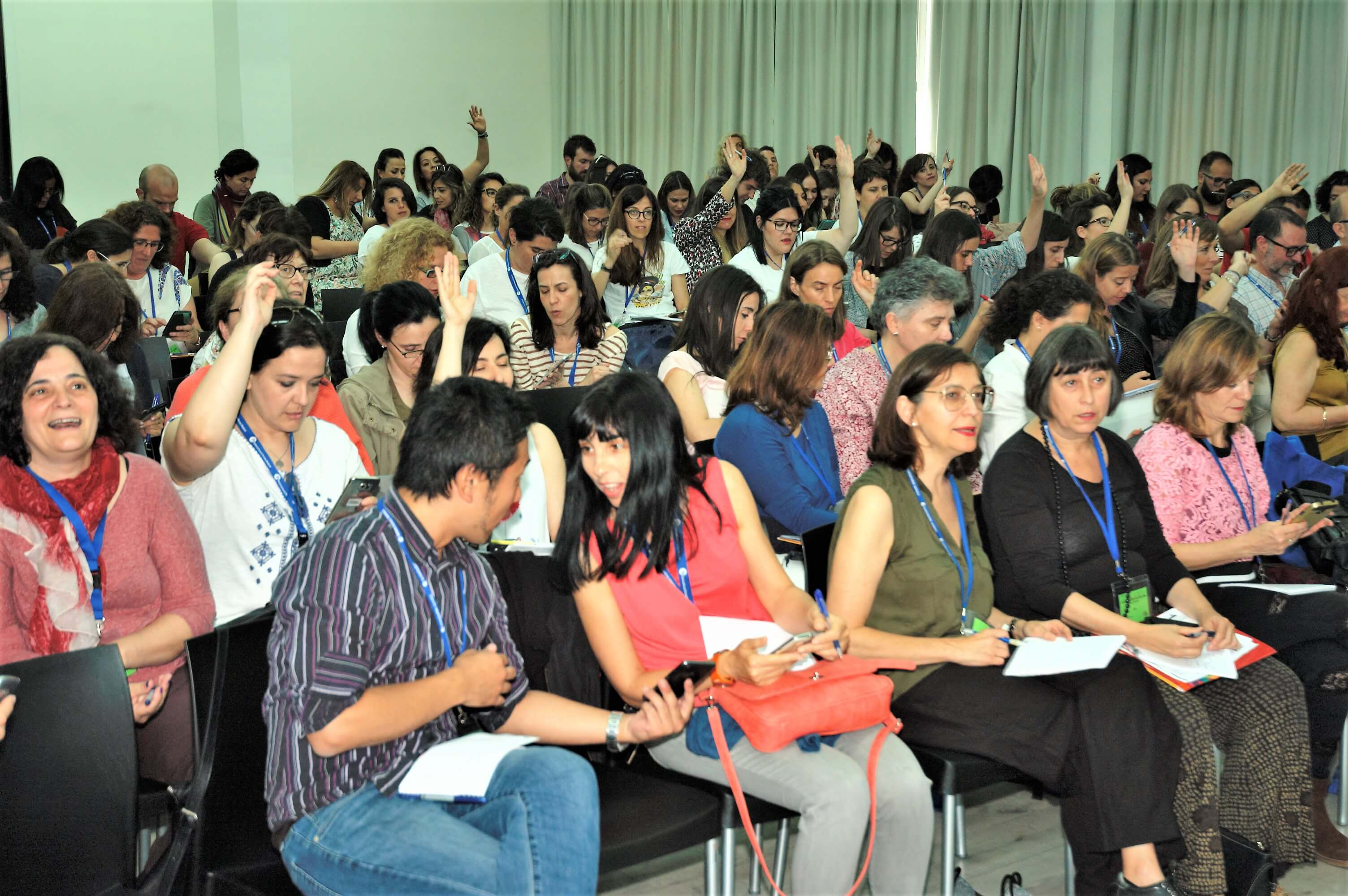 XIX Encuentro Práctico ELE International House – Edinumen en Madrid