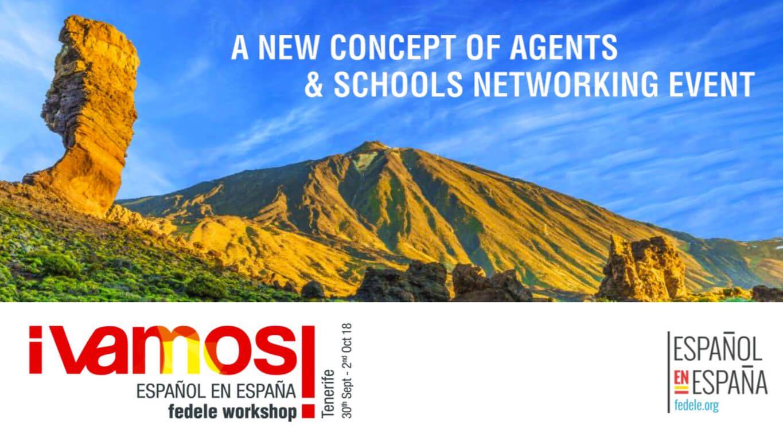 ¡Vamos! FEDELE Workshop 2018 en Tenerife