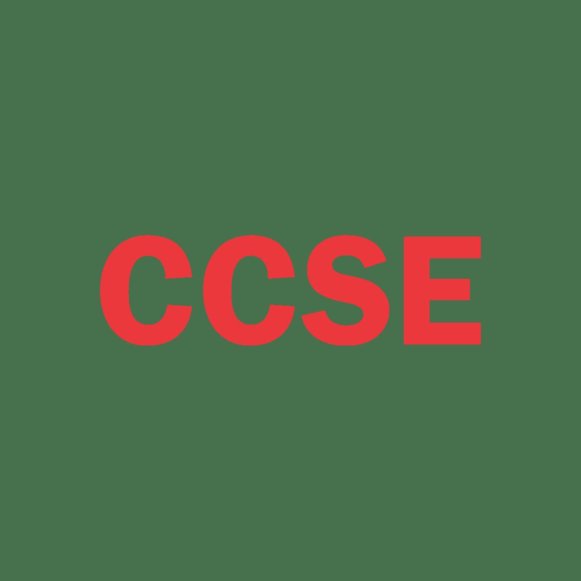 Ya están disponibles las calificaciones de la prueba CCSE de mayo de 2019