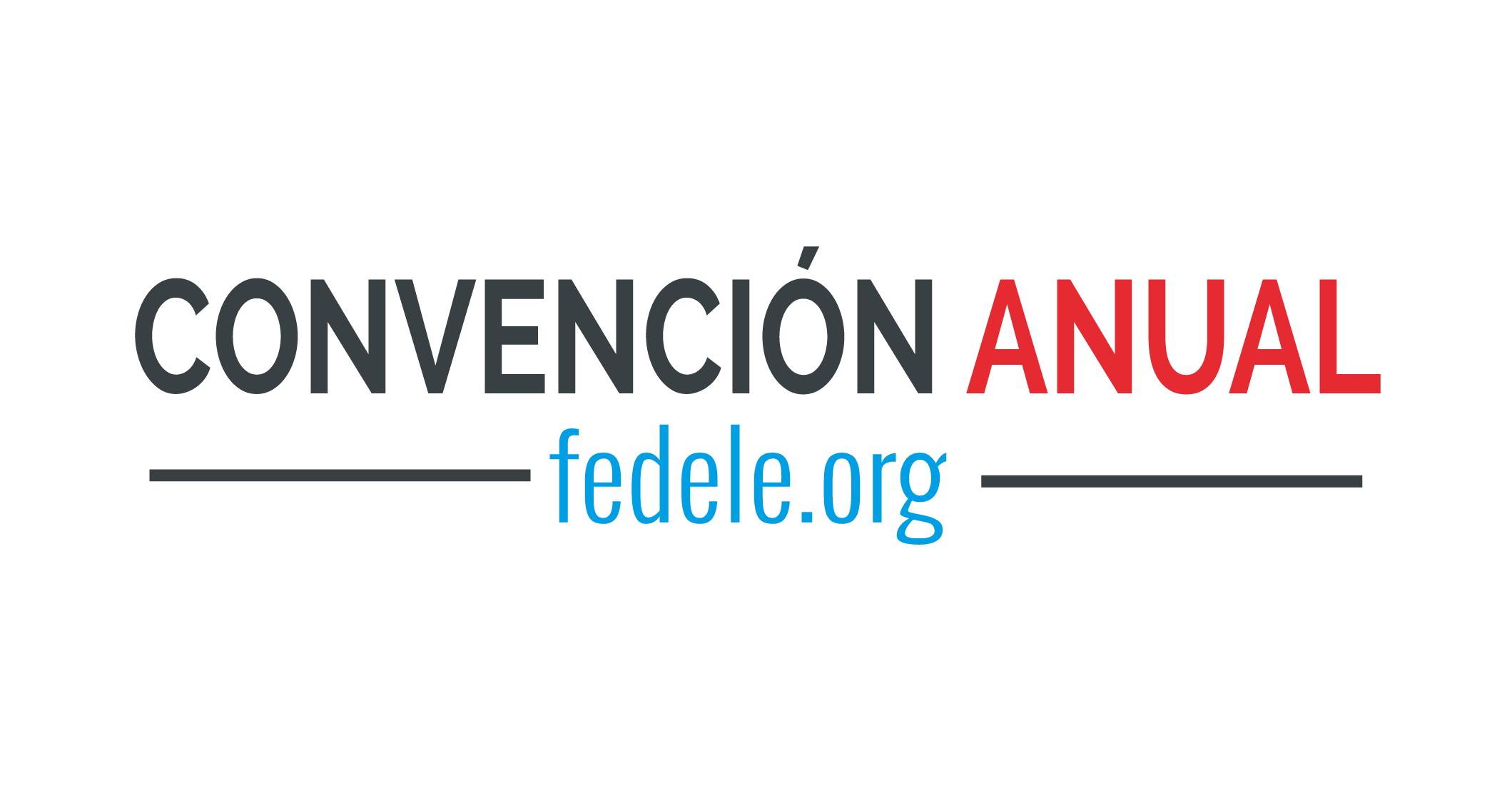 convencion anual fedele logo