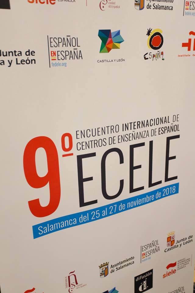 2018 – Salamanca – ECELE