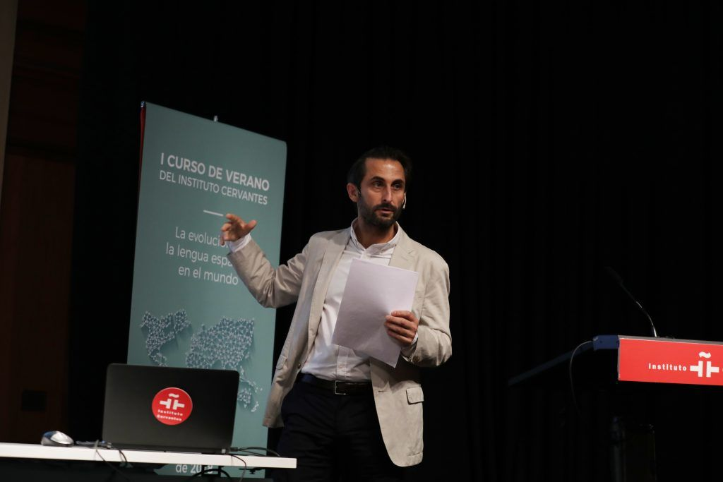 II Curso de Verano del Instituto Cervantes. El futuro de la lengua española en el mundo 2