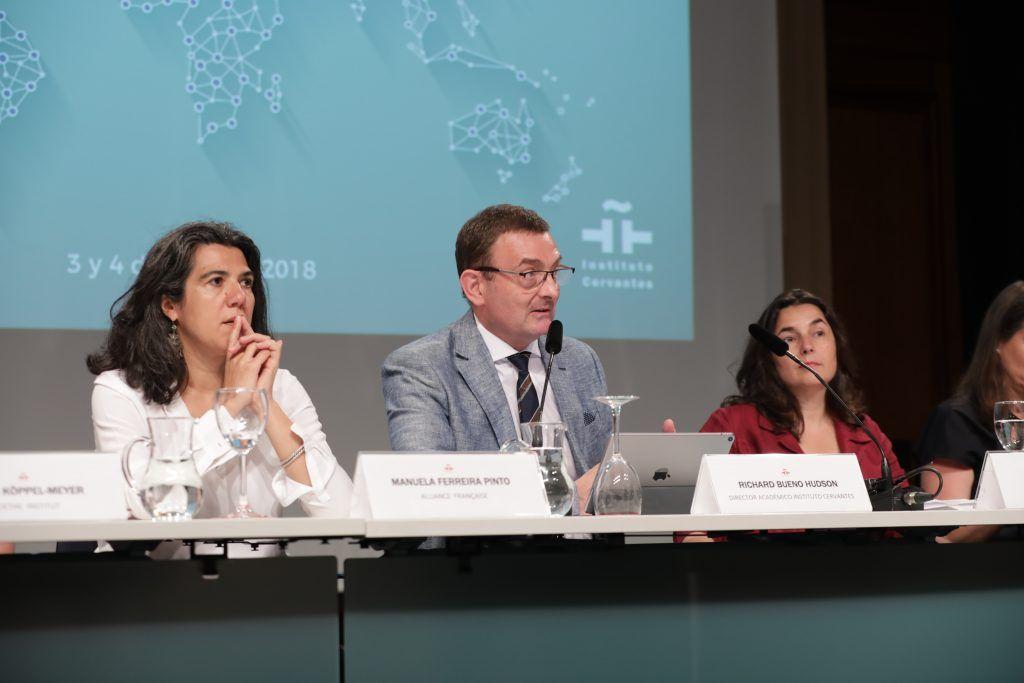 II Curso de Verano del Instituto Cervantes. El futuro de la lengua española en el mundo 3