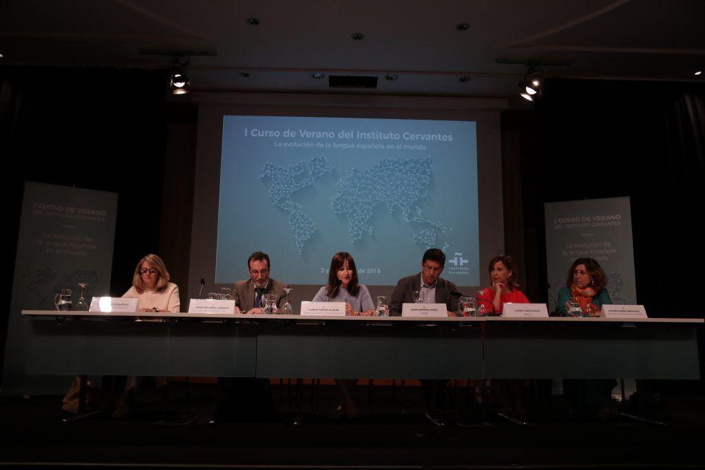 II Curso de Verano del Instituto Cervantes. El futuro de la lengua española en el mundo 1