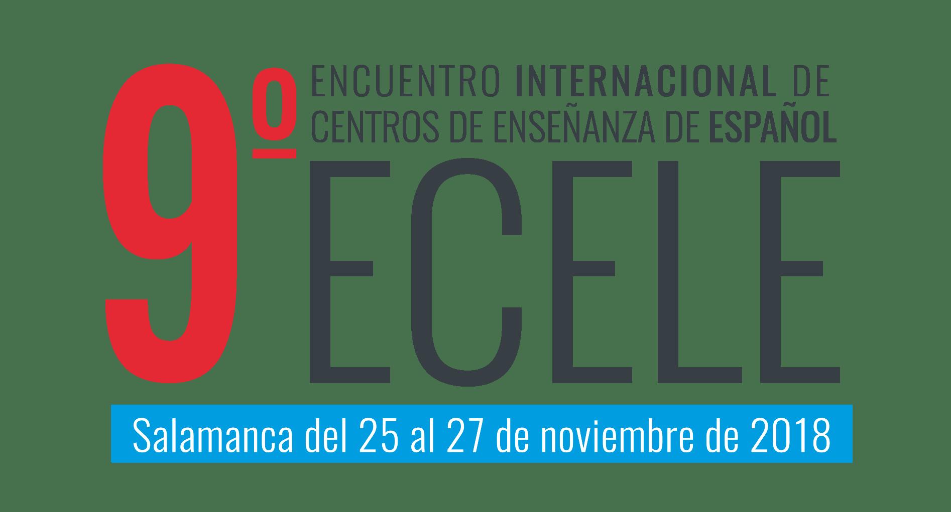 ECELE 2018 to be held in Salamanca