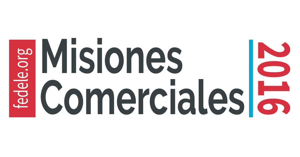 Logotipo Misiones Comerciales 2016