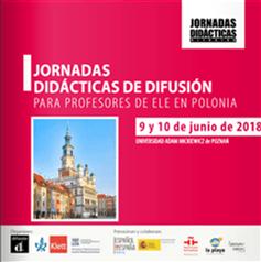 I Jornada didáctica de ELE en Polonia | Información 2