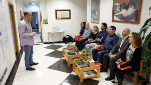 Famtrip agentes IALCA en IV ASEPROCE Workshop Madrid