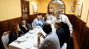 Famtrip agentes IALCA en IV ASEPROCE Workshop Madrid 2