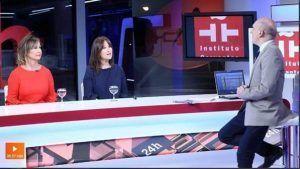 MªCarmen Timor acude al programa 'La hora de Cervantes'