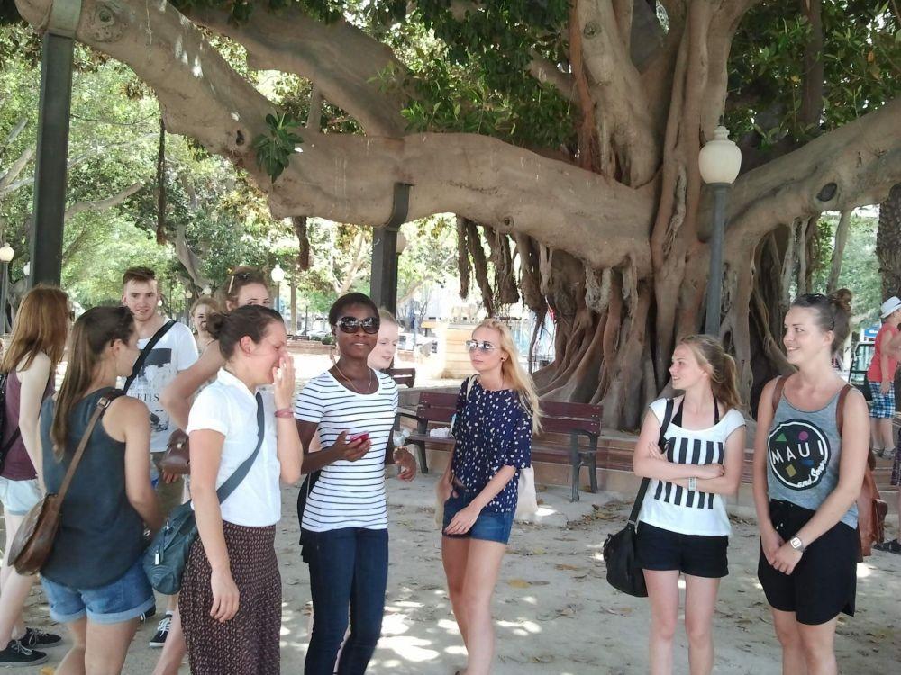 visita colegio internacional alicante