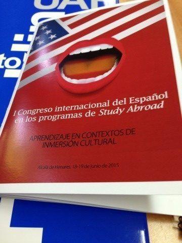 """Congreso """"Study Abroad"""" del Instituto Franklin"""