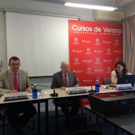 Curso de Instituto Cervantes en El Escorial