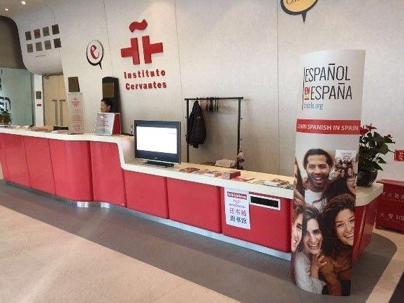 Expositores FEDELE en las sedes de Instituto Cervantes del mundo
