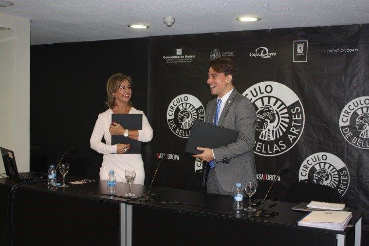 Firma del convenio FEDELE-SEA