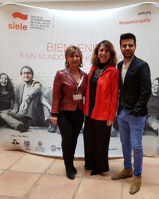 II Encuentro de Universidades e Instituciones asociadas al SIELE