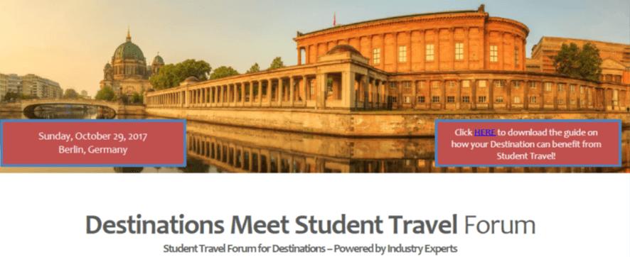 Participación de fedele en la conferencia internacional de destinos educativos