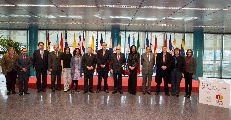 Recepción IFEMA Cuerpo Diplomático de Países Hispanohablantes