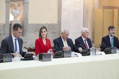Reunión del Patronato de honor de Instituto Cervantes