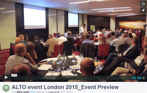 Seminarios Alto, Londres 2015
